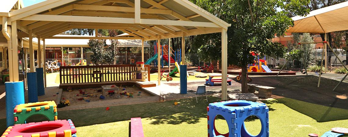 Garden Play Area